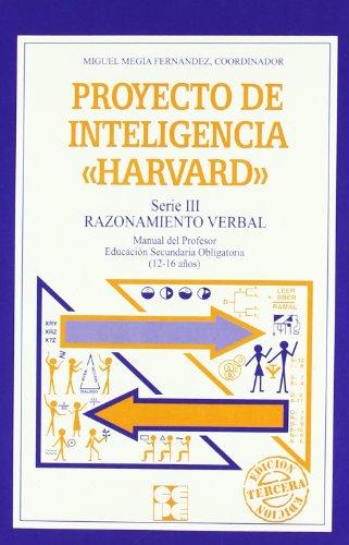 9788476890936: PROYECTO HARVARD 3 (2.3)