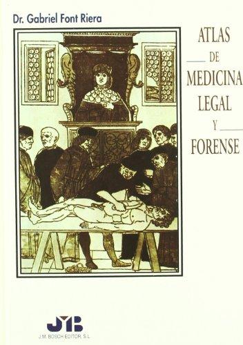 Atlas de Medicina Legal y Forense. Font