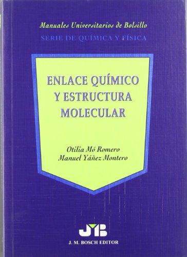 9788476985816: Enlace quimico y estructura molecular