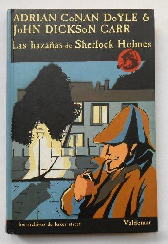 9788477020318: HAZAÑAS SHERLOCK HOLMES BS-1 **