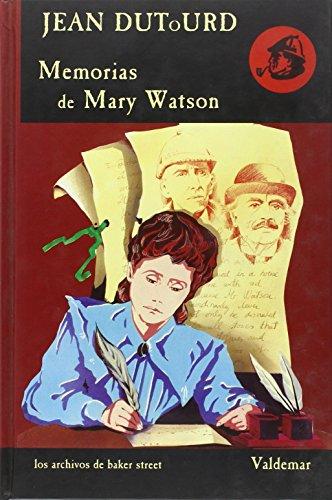 9788477020684: Memorias de mary watson