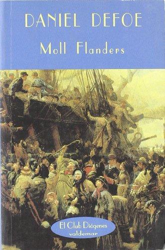 9788477021759: Moll Flanders (El Club Diógenes)