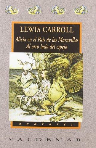 9788477022350: Alicia En El País De Las Maravillas (Avatares)