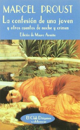 9788477022718: La confesión de una joven y otros cuentos de noche y crimen