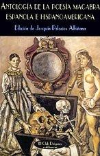 9788477023340: Antología de la poesía macabra española e hispanoamericana