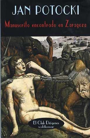 Manuscrito encontrado en Zaragoza: Potocki, Jan