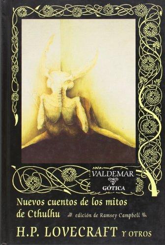 9788477024378: Nuevos cuentos de los Mitos de Cthulhu (Gótica)