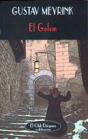 9788477025498: El Golem (El Club Diógenes)