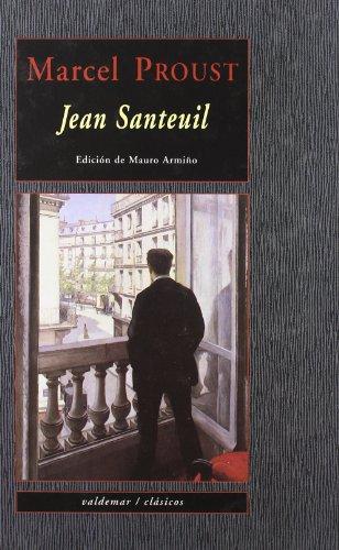 JEAN SANTEUIL C-8: PROUST,MARCEL
