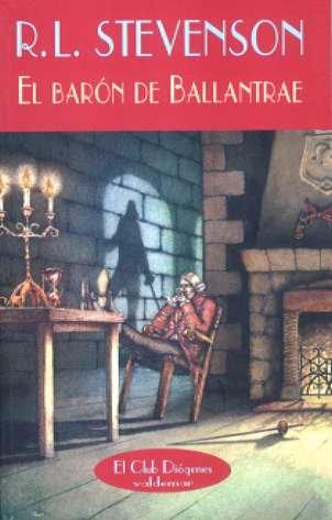 9788477025696: El barón de Ballantrae (El Club Diógenes)