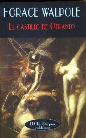 9788477025917: El castillo de Otranto (El Club Diógenes)