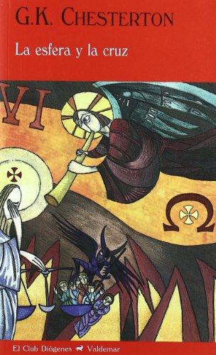 9788477026402: La esfera y la cruz (El Club Diógenes)