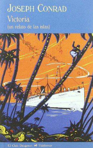 9788477026839: Victoria: un relato de las islas (El Club Diógenes)