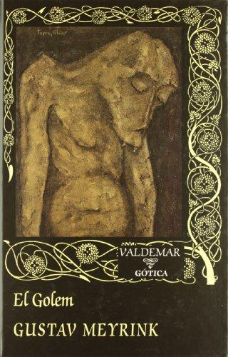 9788477027010: El Golem (Gótica)