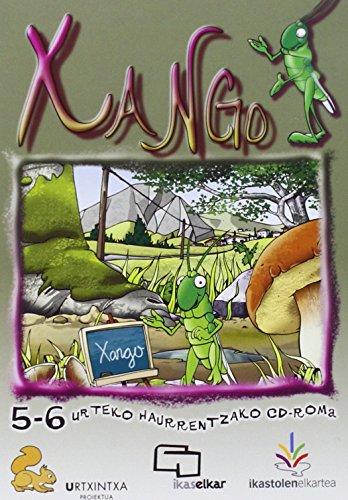 9788477033776: (cd-Rom) Xango (urtxintxa Proiektua) 5 Urte