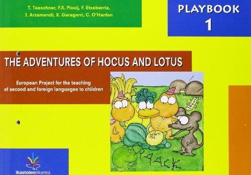 9788477035336: Lh 1 - Hocus & Lotus 1 - Playbook & Stages