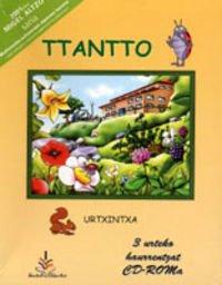 9788477036005: (CD-rom) ttantto (urtxintxa proiektua) 3 urte