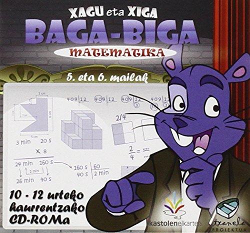 9788477038139: (usb) Lh 5/6 - Matematika (xagu Eta Xiga) (Testuliburu Berriak)