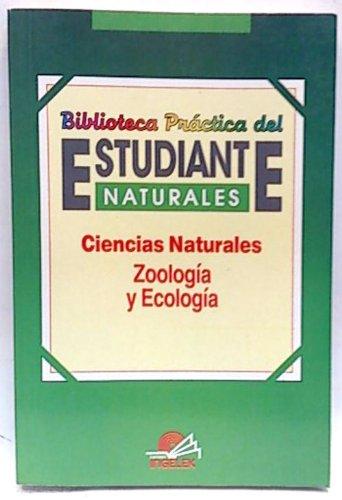 9788477080220: Zoología y ecología