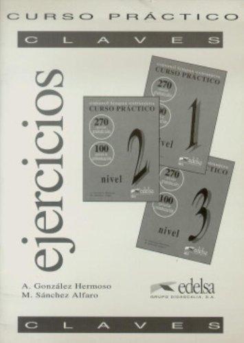 Gramatica, curso practico. Libro de claves (Spanish: A. Gonzalez Hermoso;