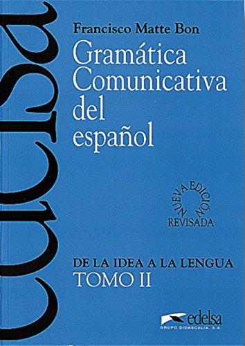 9788477111054: Gramatica comunicativa, vol. II (Spanish Edition)