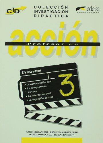 Profesor en accion 3 (Spanish Edition): A.Giovannini, E. Martin