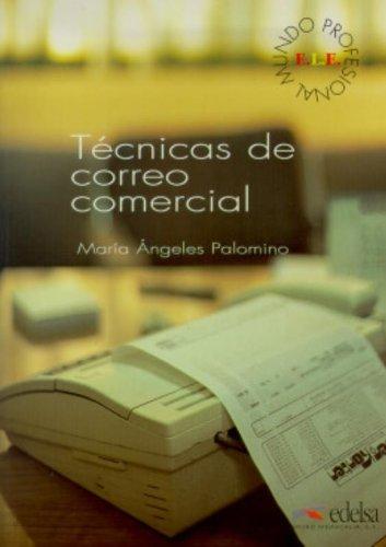 9788477111764: Tecnicas De Correo Comercial: Libro