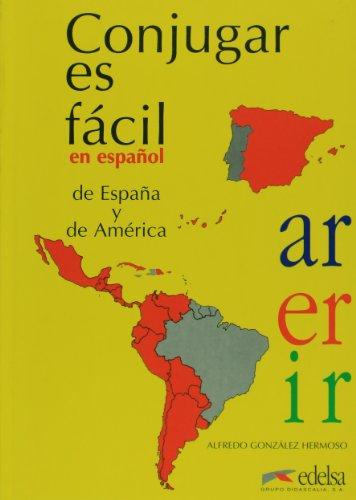 Conjugar es facil en espanol de Espana