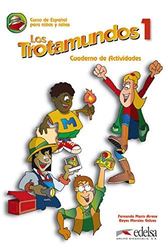 148e0dca3cd98 Trotamundos 1, Los (Spanish Edition)  Fernando Marin Arrese