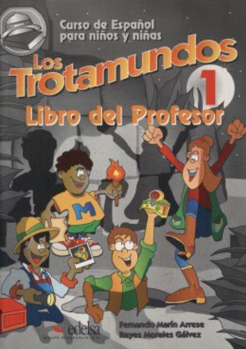 Los trotamundos. Libro del profesor (Didier): Marín Arrese, Fernando,