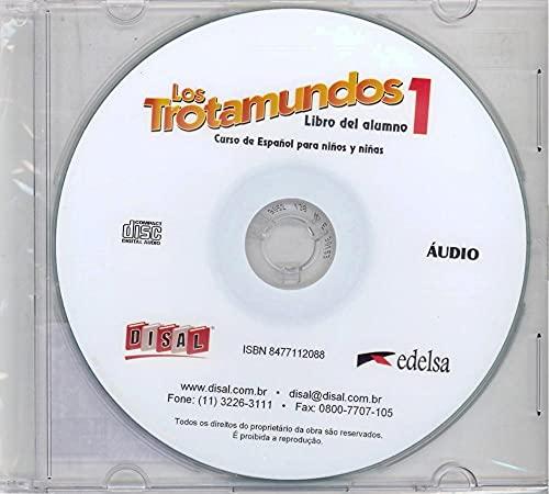 Los Trotamundos - Level 1: Casete Audio 1 (Spanish Edition)