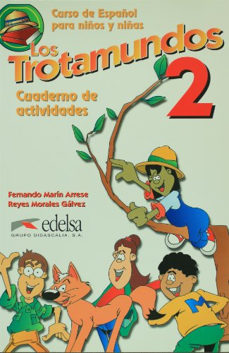 Los Trotamundos: Two: Activity Book: Morales Galdez, Reyes