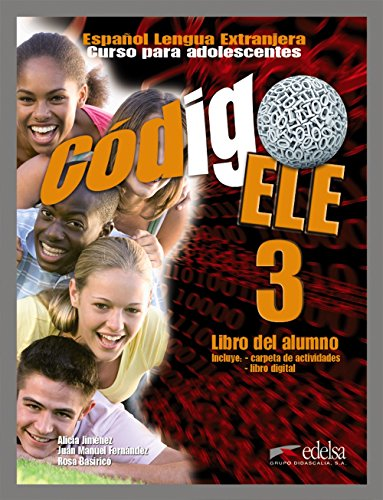 9788477113089: Codigo ELE 3. Libro del alumno (Spanish Edition)