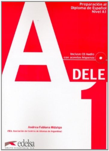 9788477113416: Preparacion Dele: Libro + CD - A1 (Spanish Edition)