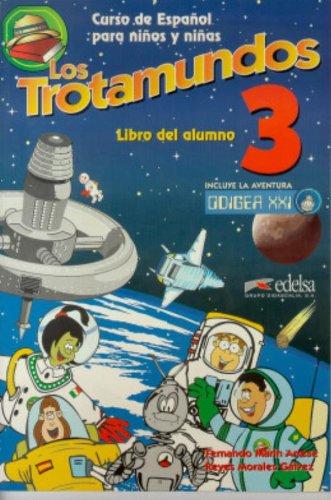 Los Trotamundos - Level 10: Libro Del: Morales Galvez, Reyes