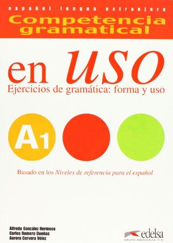 9788477114970: Competencia Gramatical En Uso