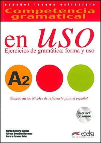 9788477114994: Competencia gramatical en uso A2