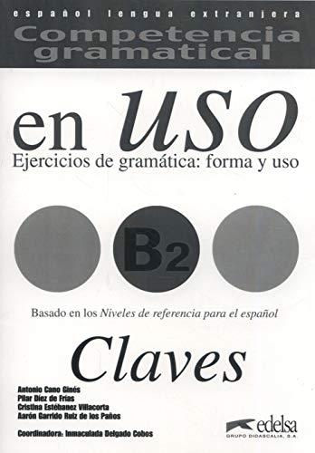 9788477115045: Competencia gramatical en USO B2. Libro de claves (Spanish Edition)