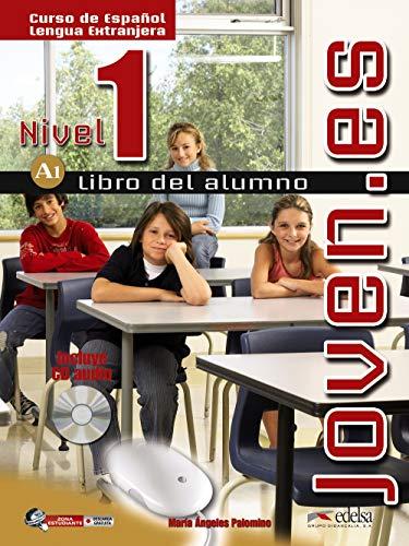 Joven. es 1 Podrecznik + CD: Maria Palomino