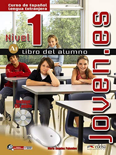 9788477115175: Joven.es 1. Libro del. Alumno + CD (Spanish Edition)