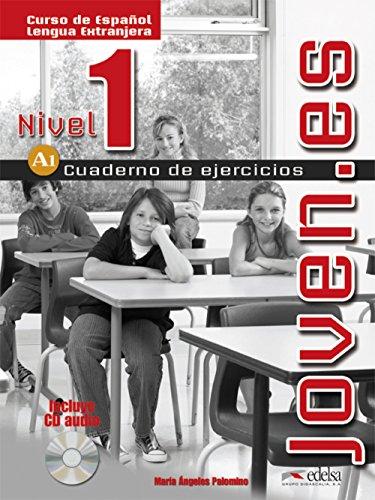 Joven.es 1. Libro de ejercicios + CD: Maria Angeles Palomino
