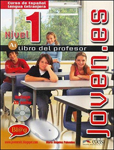 9788477115199: Joven.Es 1 Guia (+cd)
