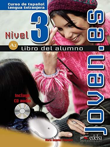 9788477115236: Joven.es: Libro del alumno + carpeta de lecturas y actividades + CD 3