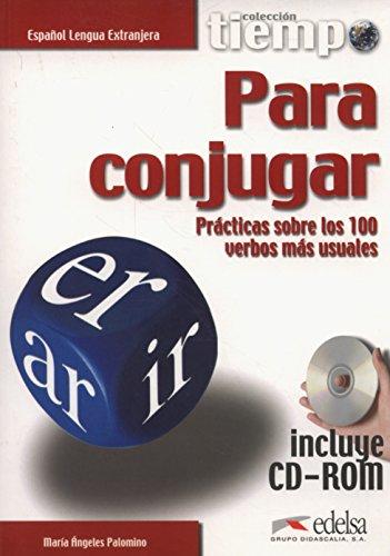 9788477115311: Tiempo... Para conjugar.- Libro + CD Rom (Spanish Edition)