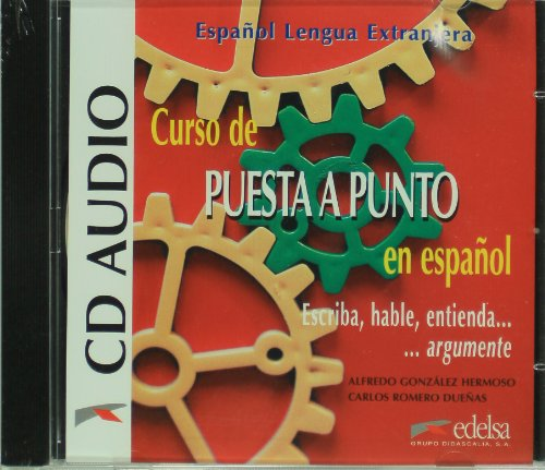 Puesta a Punto: CD Audio
