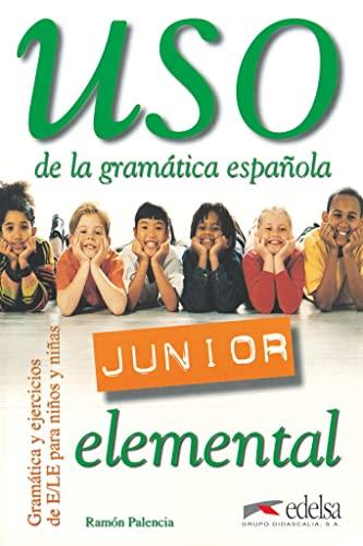 Uso junior elemental. Libro del. Alumno (Spanish: Ramon Palencia