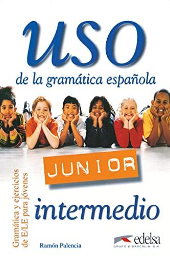 9788477115533: Uso junior intermedio. Libro del. Alumno (Spanish Edition)