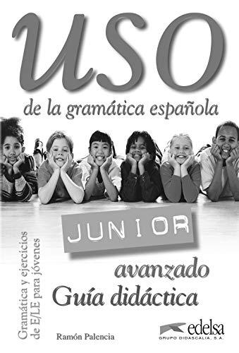 9788477115564: Uso Junior avanzado. Libro del profesor (Spanish Edition)