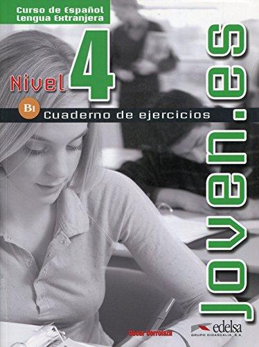 9788477115670: Joven.Es: Cuaderno De Ejercicios 4 (Spanish Edition)