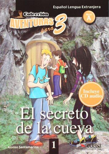 EL SECRETO DE LA CUEVA + CD: SANTAMARINA ALONSO